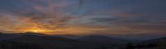 Dawn near Rowarth, Derbyshire (Keartona) Tags: rowarth derbyshire england peakdistrict hills view dawn morning sky sunrise