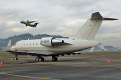 Bombardier  Challenger 605 M-ACHO Private (mm-photoart) Tags: bombardier challenger 605 macho private skywork airlines dornier 328 hbaeo lszb bern belp brn belpmoos airport
