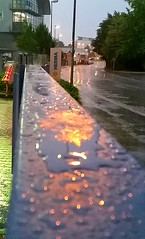 Now summer rain (eagle1effi) Tags: rain evening nightlights raindrops herma filderstadt bonlanden regionstuttgart mxcamera