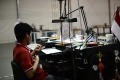 WSC2015_Skill27_FG_2581 (WorldSkills) Tags: indonesia sopaulo jewellery wsc competitor worldskills wsc2015 gandirahmadani skill27