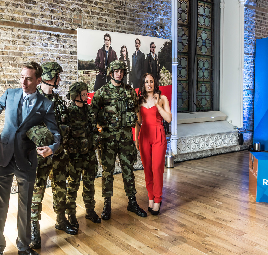 RTE's WINTER SEASON LAUNCH [SMOCK ALLEY THEATRE] REF-107014