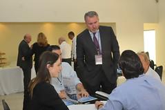 Edgard Hermelino Leite Junior e equipe promove atendimento personalizado aos convidados do evento