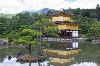 Golden Temple, Kyoto