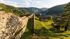 (Markus Hill) Tags: travel summer castle canon bosnia ruin ruine burg jajce 2015 bosnien