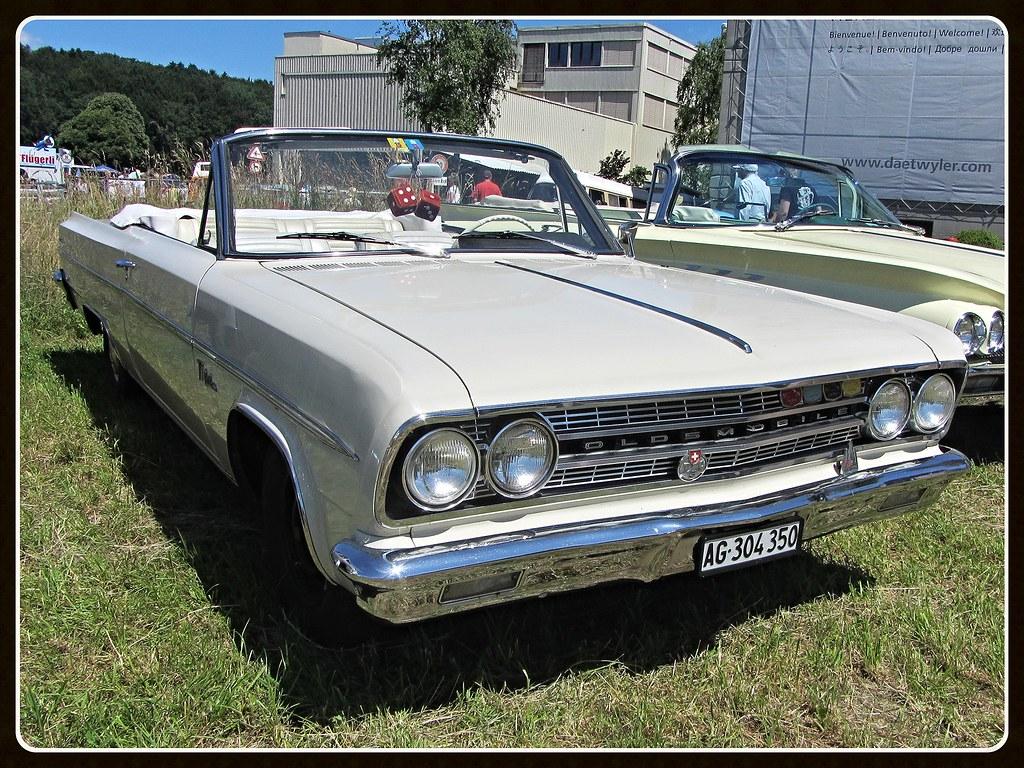1963 Oldsmobile F85 Convertible