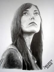 Monica Heldal (Toa Potu) Tags: norway folk norwegian singer b4 graphite monicaheldal