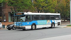 Montgomery County Transit Ride On 2002 Orion V #5620 (MW Transit Photos) Tags: county ride v transit orion montgomery on