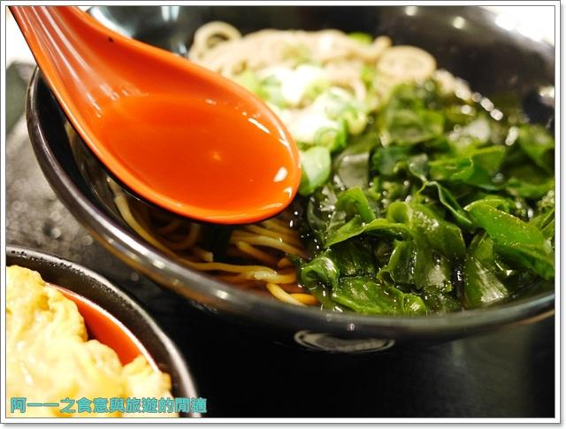 台中新光三越美食名代富士蕎麥麵平價炸物日式料理image018