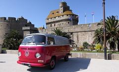 Volkswagen T2 (Thethe35400) Tags: auto car vw automobile voiture coche bil carro bll cotxe
