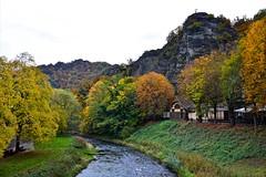 Altenahr in der Eifel - Herbst 2015 (D.STEGEMANN) Tags: autumn herbst natur eifel bach fluss altenahr