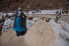 Peru_0171 (Radimek) Tags: travel peru southamerica inca salt adventure sacredvalley maras saltevaporationponds urubambavalley salinasdemaras
