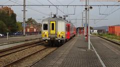 AM 646 - L34 - HERSTAL (philreg2011) Tags: trein nmbs herstal sncb l34 amclassique am646 l20145250 l20145265