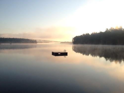 Crescent Lake - N Kimble