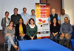 Seed Alliance team with DECI2 team