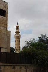 Minaret on Rainbow Street - Jebel Amman (jrozwado) Tags: asia minaret amman mosque jordan islamic    jebelamman