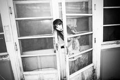 KUN_2373 () Tags: portrait woman cute beauty nikon f14 g wide kawaii taichung 24mm brunette charming          2414 houli       d3s   nikonafsnikkor24mmf14ged 2015201504