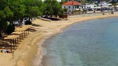 Batsi beach IMG_1041 (mygreecetravelblog) Tags: beach water island coast seaside sand greece shore greekislands andros cyclades batsi cycladesislands androsgreece androsisland androsbeach batsiandros greekislandbeach batsivillage batsibeach