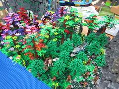 IMG_6859 (LUG Festibriques) Tags: montagne dragon lego exposition fantasy hotdogs jeu caverne fantastique auxerre 2015 scoubidou festibriques