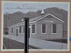 Elkhorn City, Kentucky (3 of 3) (Bob McGilvray Jr.) Tags: art history wall mural paint kentucky ky nostalgic blocks elkhorncity