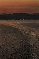 La Spezia (Sentinel7) Tags: cruise sunset sea italy seascape ship laspezia canon5dmkiii
