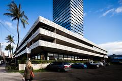 century center honolulu (Chimay Bleue) Tags: architecture hawaii design modernism honolulu modernist midcentury kalakaua mccully rognstad