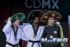 Grand Prix Final, Mexico City 2015 , D-1