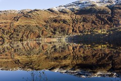 Mirrored (donachadhu) Tags: winter cold reflection glass mirror scotland still calm lochlomond ardlui a82 nowind flatcalm ardleish sonya700