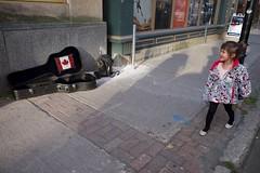 St. John's (YavuzYildiz) Tags: street newfoundland stjohns guitarcase canadaflag