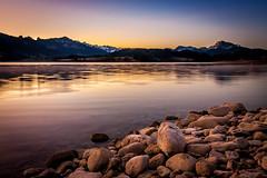 fracheur du rveil (claude.zysset) Tags: montagne eau lac fribourg paysage couleur matin
