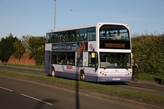 First Hampshire 32767 - WJ55 CTE (Bristol MW Driver) Tags: firsthampshiredorset portchester 32767 wj55cte canoneos1ds