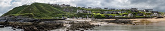 the village (pamelaadam) Tags: collieston aberdeenshire scotland sea june summer 2015 digital fotolog thebiggestgroup