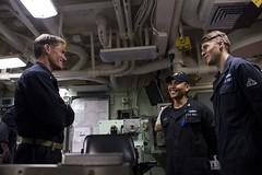 161013-N-JH293-237 (SurfaceWarriors) Tags: ussgb greenbay ussgreenbay lpd20 japan sasebo underway bhr esg cpr11 ctf76 patrol deployed us7thfleet pacific ocean water navy marines usmc 31meu vmm262 nbu7 lcac lcu na southchinasea jpn