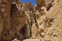 Now I Felt Like I Was Walking Through a Star Wars Movie Set... (Death Valley National Park) (thor_mark ) Tags: amaragosarange blueskies capturenx2edited cliffwalls cliffface cliffs colorefexpro day3 deathvalleynationalpark desertlandscape goldencanyontrail greatbasinranges hillsides lookingne nature nikond800e project365 triptodeathvalleyandcalifornia westgreatbasinranges furnacecreek california unitedstates