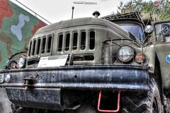ZIL 131 (Black nexus.cz Photography) Tags: truck army russsia moskva nakladn automobil czech armda zil131 1966 benzin zil