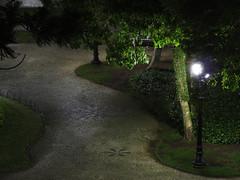 Praa Santos Andrade (Rgis Cardoso) Tags: praa santos andrade square curitiba night