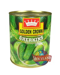 Gherkin 800gm (holylandgroup) Tags: canned fruit vegetable cannedfruit cannedvegetable nonveg jalapeno gherkins soups olives capers paneer cream pulps purees sweets juice readytoeat toothpicks aluminium pasta noodles macroni saladoil beverages nuts dryfruit syrups condiments herbs seasoning jams honey vinegars sauces ketchup spices ingredients