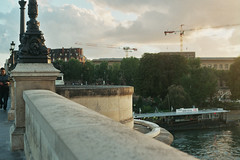 Paris, octobre 2016 (Alice Ziantoni .) Tags: paris erasmus ville city corner voyage trip love france pont neuf