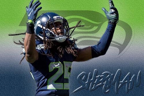 Seattle Seahawks -  Richard Sherman