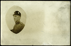 Archiv H741 K.u.K. Soldat, sterreich-Ungarn, WWI 1914-1918 (Hans-Michael Tappen) Tags: archivhansmichaeltappen kuk soldat sterreichungarn wwi portrt portrait uniform mtze 19141918