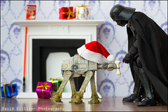 An AT-AT is not just for Christmas (Pikebubbles) Tags: starwars starwarsphotography fineartphotography canon macro davidgilliver davidgilliverphotography toys toy toyart miniature miniatures miniatureart miniart figurine figurines darthvader atat dollshouse dollhouse creative creativephotography myartbroker facebook competition win dgp