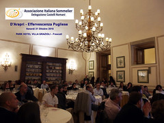 d'Arapr & AIS Castelli Romani (Sparkling Wines of Puglia) Tags: degustazione ais sommelier villagrazioli grottaferrata castelliromanimaster class