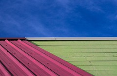 Astoria Roof (jim.choate59) Tags: minimalism jchoate roof rgb pattern