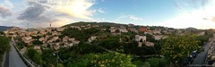 A panoramic view of the town (Mario Ottaviani Photography) Tags: sony sonyalpha italy italia paesaggio landscape travel adventure nature scenic exploration view vista breathtaking tranquil tranquility serene serenity calm panorama panoramic panoramica town citt capestrano abruzzo wide wideangle