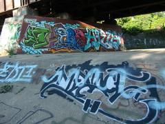 06-05-12 (168) (This Guy...) Tags: graf graff graffiti mil milwaukee wi wisconsin 2012 therd ctw tko hielo boob boobs boobie tit titty nude