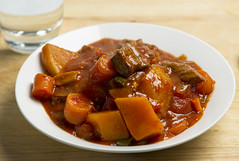 Photo-3298 (BobPetUK) Tags: beef casserole hot meal nutritious meat homemade
