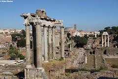 Fori imperiali (KikoPhotos) Tags: roma rome cittaeterna eternalcity foriimperiali july shooting kikophotos sunnyday summer trip travel