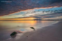 Seamill Beach 20/10/16 (Peter Ribbeck) Tags: westkilbride northayrshire ayrshire seamill scotland arran