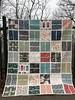 Hi again quilt with art gallery fabric (debvolkman) Tags: quilt hiagain artgalleryfabrics