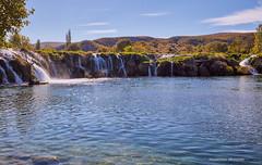 Berberi buk na rijeci Zrmanji (III) (MountMan Photo) Tags: berberibuk vodopad rijekazrmanja zadarskaupanija croatia voda