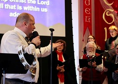 Second Sunday of Advent (12/4/2016) (nomad7674) Tags: 2016 20161204 december beacon hill church efca beaconhill beaconhillchurch worship service advent christmas sing praise preach preaching sermon